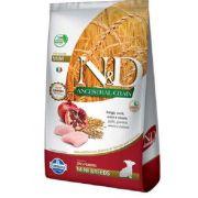 Ração Farmina N&D Ancestral Grain Frango Filhote Raças Pequenas 2,5kg