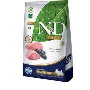Ração Farmina N&D Prime Cordeiro Cães Adultos Raças Pequenas 2,5kg