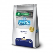 Ração Farmina Vet Life Natural UltraHypo Cães Mini 10,1kg