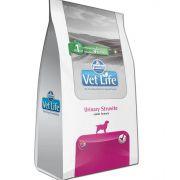 Ração Farmina Vet Life Natural Urinary Struvite Cães Adultos 10,1kg