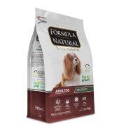 Ração Fórmula Natural para Cães Adultos Porte Mini e Pequeno - 1 KG