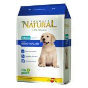 Ração Fórmula Natural para Cães Filhotes Porte Médio e Grande - 20 KG