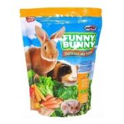 Ração Funny Bunny Delícias Horta Coelhos, Hamster, Roedores 500g