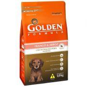 Ração Golden Fórmula Cães Filhotes Frango Mini Bits - 1 KG