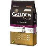 Ração Golden Gatos Castrados Frango - 1 KG