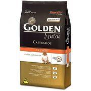 Ração Golden Gatos Castrados Salmão - 1 KG
