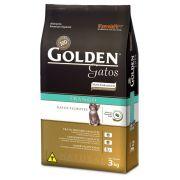 Ração Golden Gatos Filhotes Frango - 3 KG