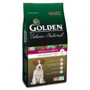 Ração Golden Seleção Natural Cães Filhotes Mini Bits - 10,1 KG