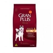 Ração Gran Plus Menu Frango e Arroz para Cães Adultos Mini 15Kg