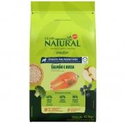 Ração Guabi Natural Sensitive Salmão e Aveia Cães Adultos Raças Mini, Pequeno e Médio 10,1kg
