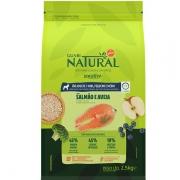 Ração Guabi Natural Sensitive Salmão e Aveia Cães Adultos Raças Mini, Pequeno e Médio 2,5kg