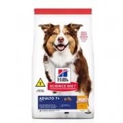 Ração Hills Cães Adultos 7+ 6kg