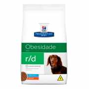 Racao Hills Caes R/D Obesidade Pedacos Pequenos 1,5KG