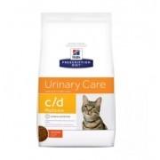 Ração Hills Feline Prescription Diet C/D Cuidado Urinário 1,8 kg