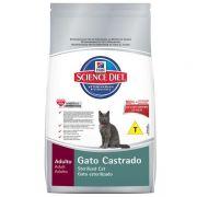 Ração Hills Science Diet Sterelized Original para Gatos Adultos Castrados 1,5kg