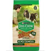 Ração Nestlé Purina Dog Chow Cães Adulto Raças Pequenas Carne E Arroz 15kg