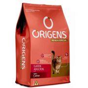 Racao Origens Gatos Adultos Carne 10.1kg