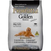 Ração Premiatta Golden Retriever Adulto 10,5kg