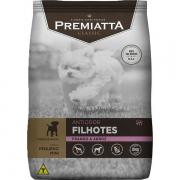 Ração Premiatta Classic Anti Odor Frango Cães Filhote Raça Mini e Pequena 3kg