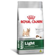 Racao Royal Canin Mini Light 1 Kg