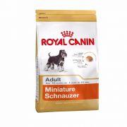 Ração Royal Canin Schnauzer Miniatura Adulto 3KG Val.11/19