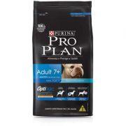 Ração Seca Nestlé Purina Pro Plan Frango para Cães Adultos 7+ Raças Pequenas 7,5kg
