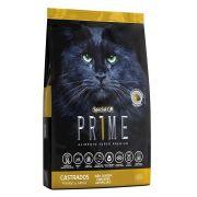 Racao Special Cat Prime Adultos Castrados Frango 10kg