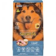 Ração Special Dog Ultralife Cães Light Raças Medias 3kg