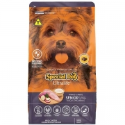 Ração Special Dog Ultralife Sênior Cães Raças Pequenas 1kg