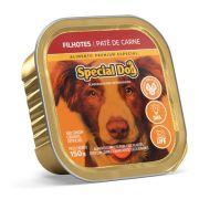 Ração Úmida Special Dog Patê Carne Cães Filhotes 150Gr
