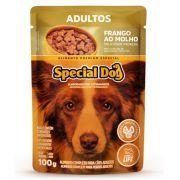 Ração Úmida Special Dog Sachê Frango Cães Adultos 100Gr