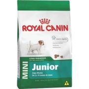 Ração Royal Canin Cães Mini Júnior - 7,5 KG