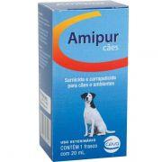 Sarnicida e Carrapaticida Ceva Amipur para Cães - 20 mL