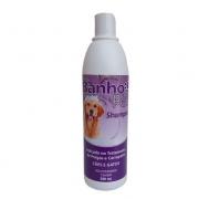 Shampoo Anti Pulgas e Carrapatos Banho Pet 500ml