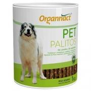 Suplemento Organnact Pet Palitos Ossinhos Probiótico 1kg