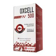 SUPLEMENTO OXCELL 500MG 30 CAPSULAS