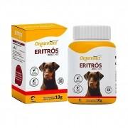 Suplemento Vitamínico Organnact Eritrós Tabs 18g