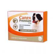 Vermífugo Ceva Canex Premium 3,6 g para Cães - 2 comprimidos
