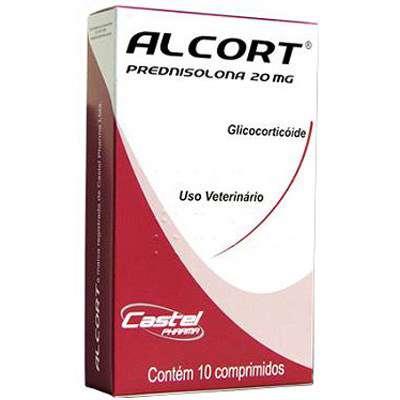 Anti-Inflamatório Cepav Alcort 20 mg - 10 Comprimidos