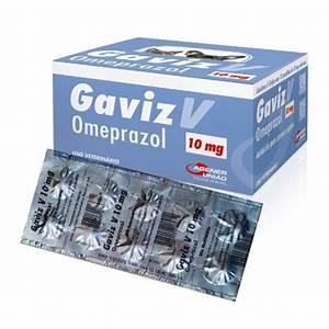 Antiácido Agener União Gaviz V Omeprazol 10 mg 10 Comprimidos