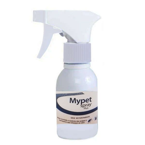 Antipulgas e Carrapatos Ceva My Pet Spray 100Ml