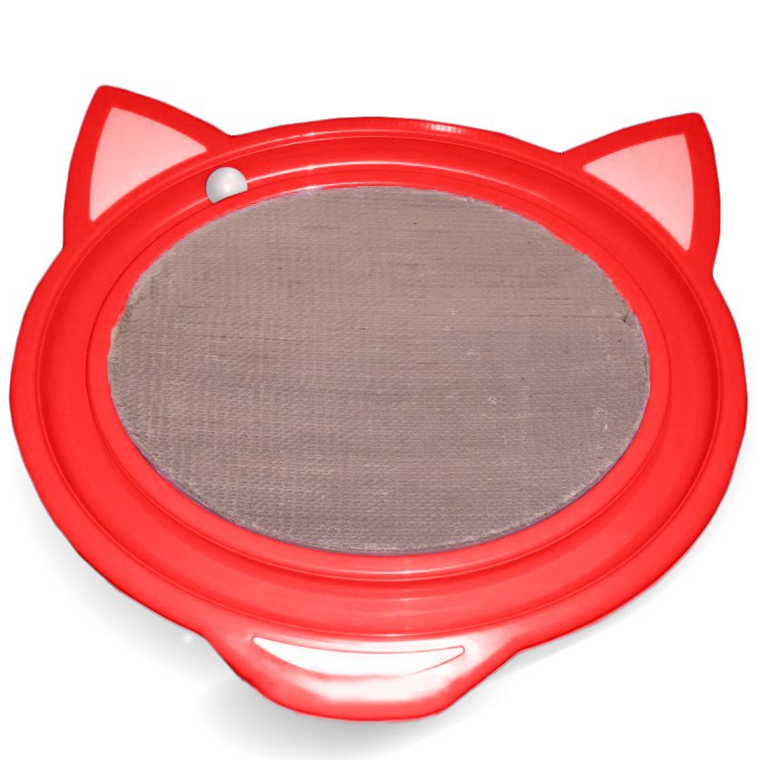 Arranhador Cat Crazy Vermelho