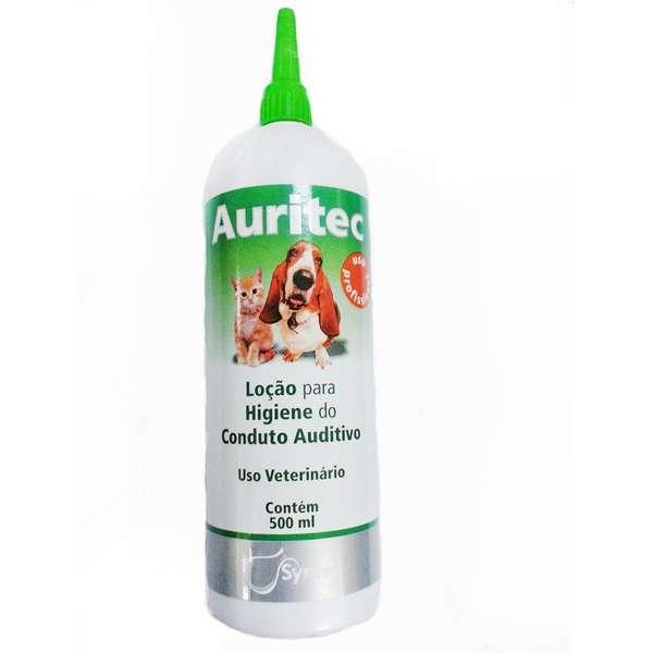 Auritec Loção para Higiene Auditiva - 500 mL