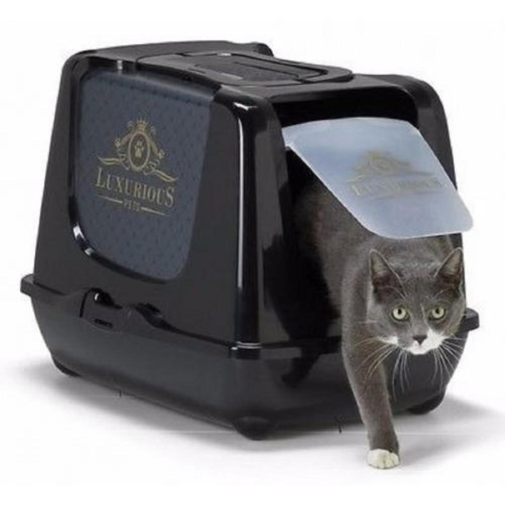 Banheiro Para Gatos Trendy Cat Luxurio Jumbo C57xL44xA43