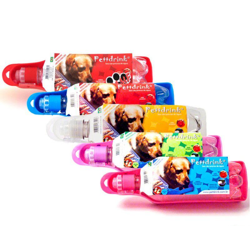 Bebedouro Plast Pet Drinks - Cores