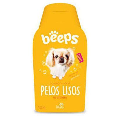 BEEPS CONDICIONADOR PELOS LISOS E LONGOS 500ML
