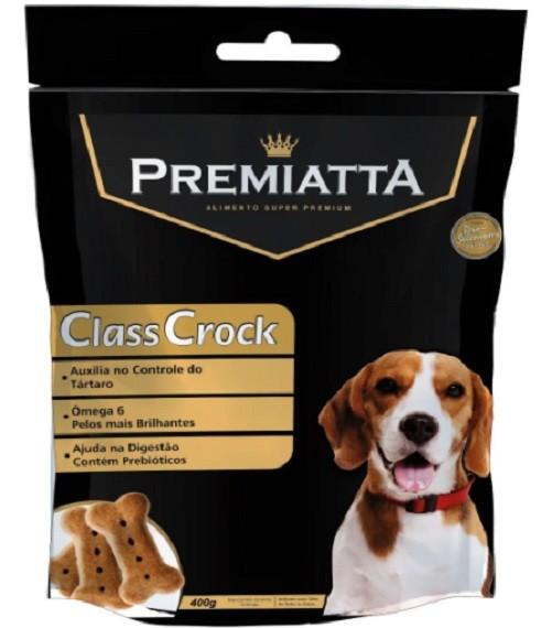 Biscoito Premiatta Classcrok para Cães - 400 g