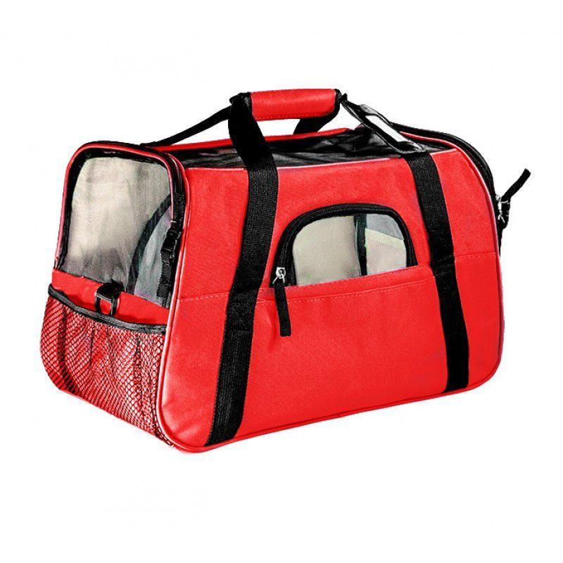 Bolsa Transporte Grande The Dog´s Bag Vermelha