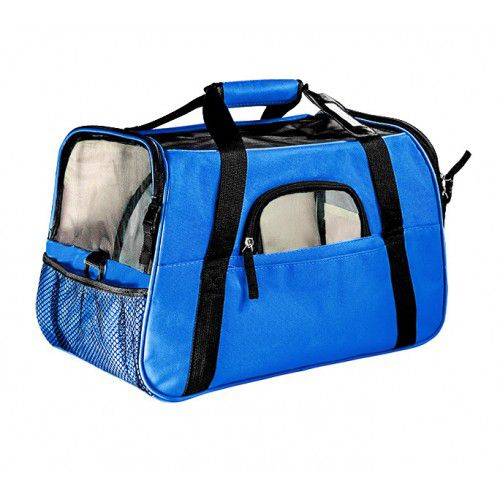 Bolsa Transporte The Pets Brasil Grande Azul