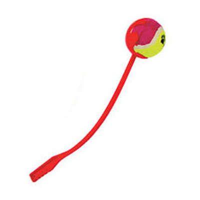 Brinquedo American Pets Lanceball com Arremessador
